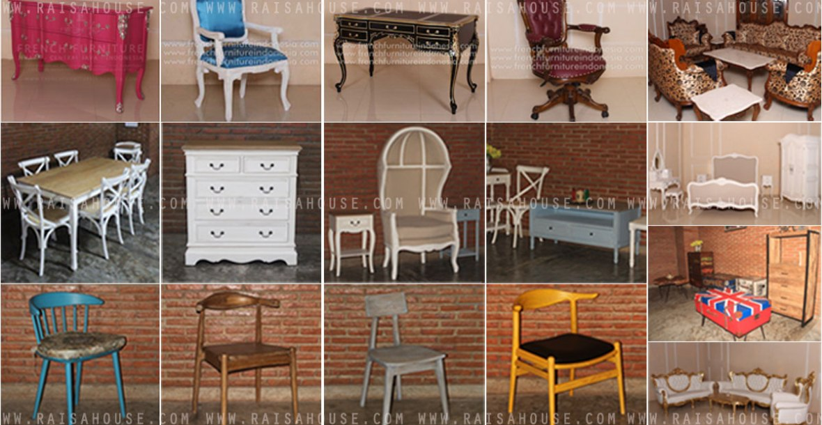 Furniture Suppliers From Jepara